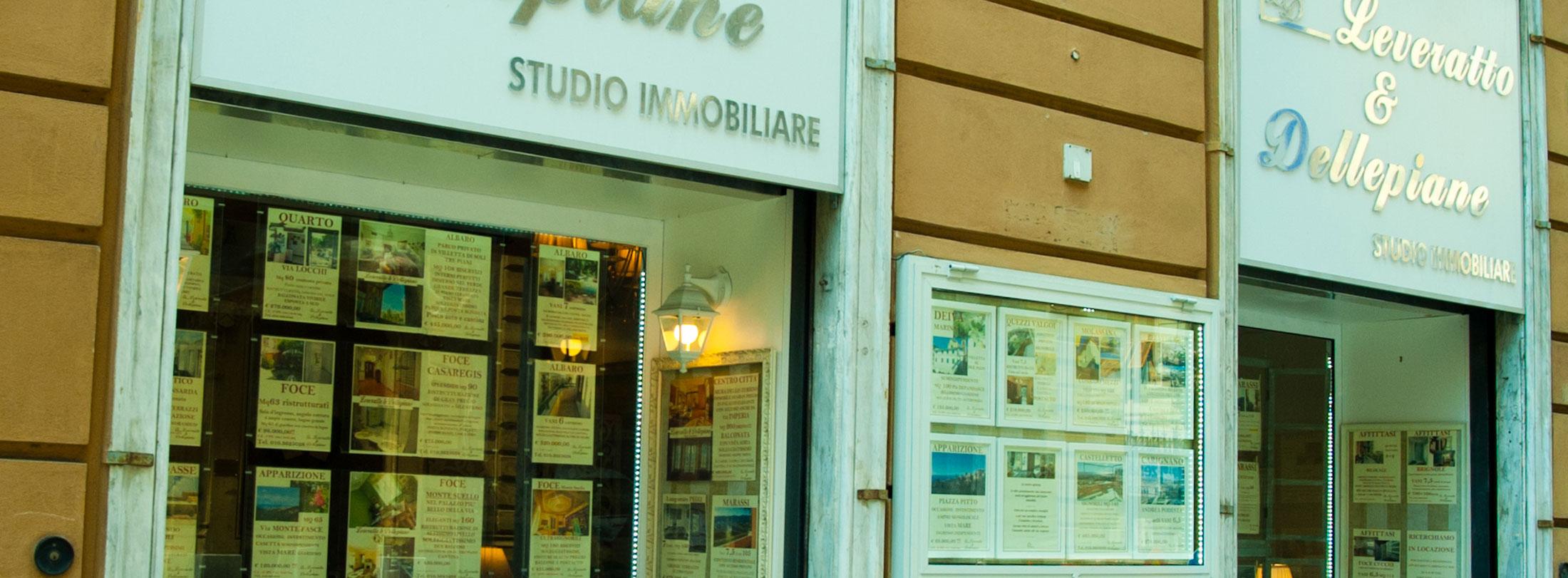 Studio immobiliare genova studio leveratto dellepiane - Casa base immobiliare ...